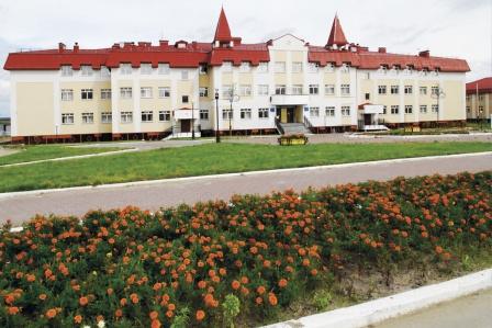Ямальская школа-интернат