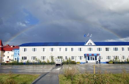 Здание районной администрации